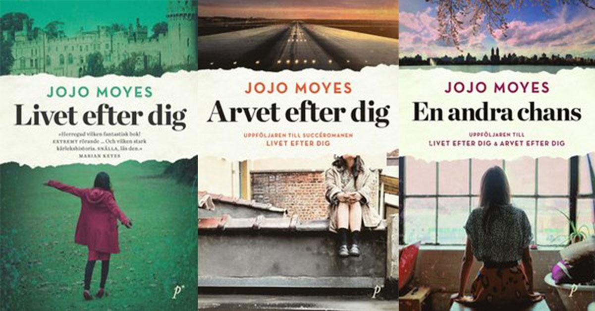 d23038f746add4 I den här ordningen läser du Jojo Moyes serie livet efter dig ...