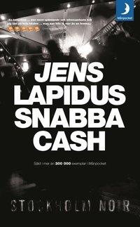 Stockholm Noir böcker i ordning