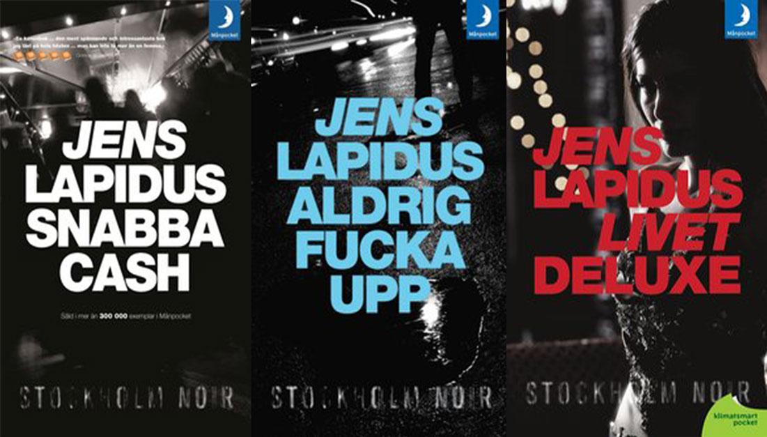 Läsordning Stockholm Noir