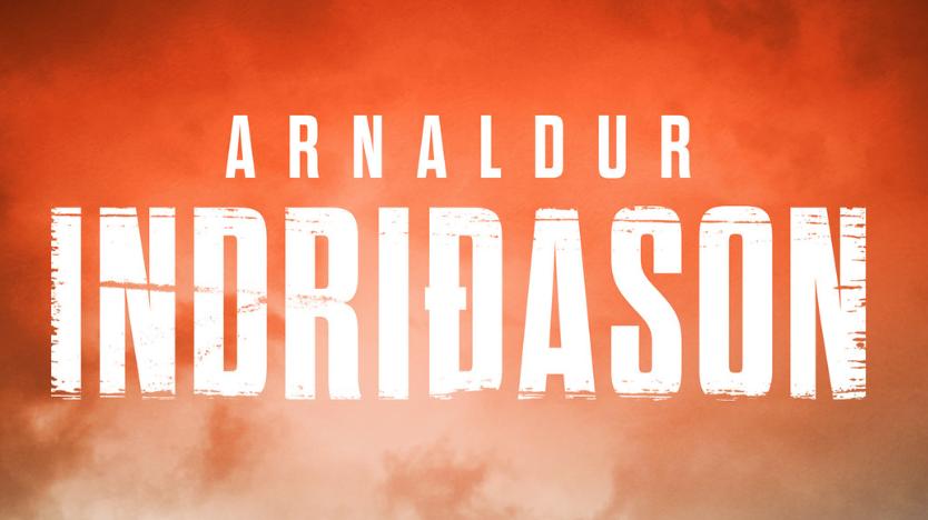 Läsordning Arnaldur Indridason
