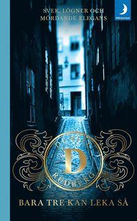 Läsordning: Denise Rudberg böcker om Marianne Jidhoff