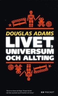 Liftarens guide till galaxen läsordning
