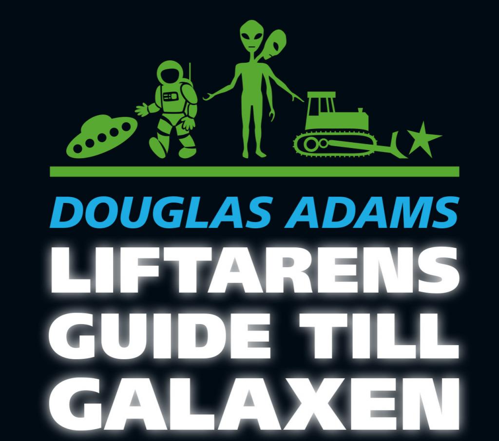 läsordning Liftarens guide till galaxen