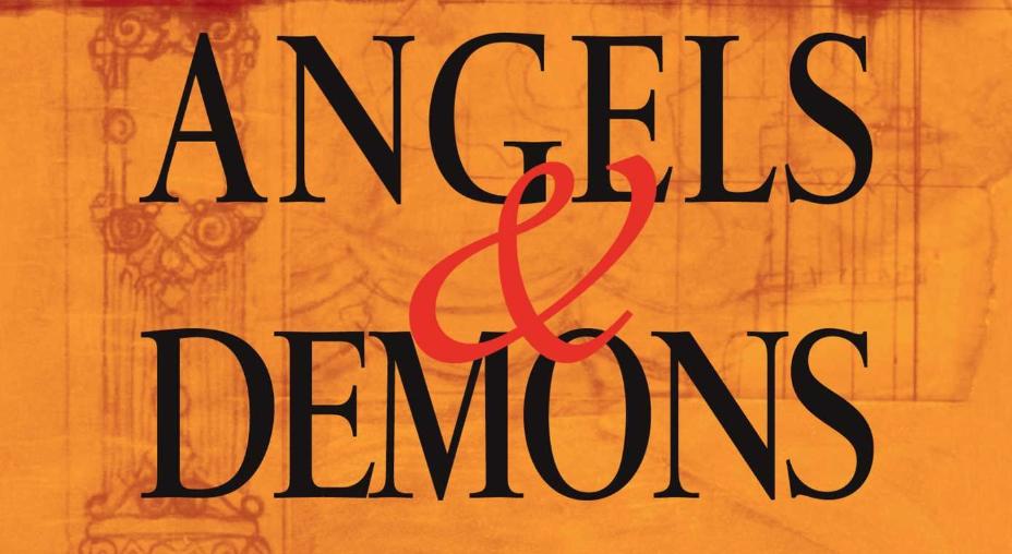 läsordning änglar och demoner