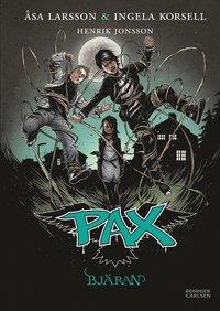Läsordning: Larsson & Korsells böcker om Pax